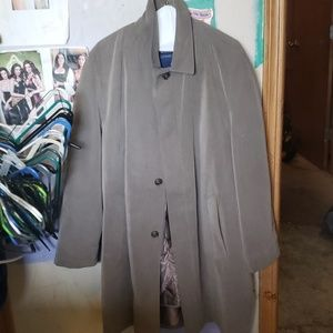 Limited edition London fog trench coat